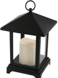 SOMOGYI LTN 2/BK, Lampáš s LED sviečkou