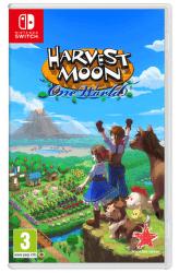 Harvest Moon: One World - Nintendo Switch hra