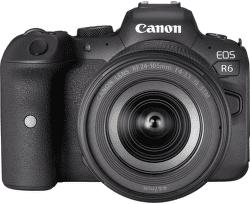 Canon EOS R6 RF 24-105mm f/4-7.1 STM čierna