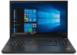 Lenovo ThinkPad E15 20RD001FXS čierny