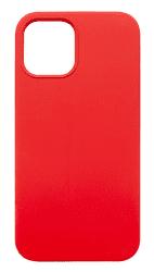 Mobilnet silikónové puzdro pre Apple iPhone 12/12 Pro červená