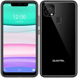 Oukitel C22 128 GB čierny