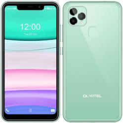 Oukitel C22 128 GB zelený