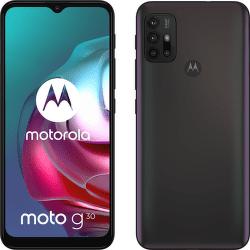 Motorola Moto G30 128 GB tmavo-perlový