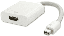 Power+10401 Konvertor z Mini Displayport (samec) na HDMI (samica)