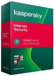 Kaspersky Internet Security 2021 Nová Box 1Z/1R