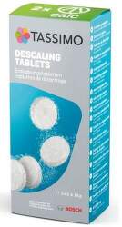 Bosch TCZ6004 Tassimo čistiace tablety (4ks)