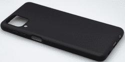 Mobilnet TPU puzdro pre Samsung Galaxy A12 čierne
