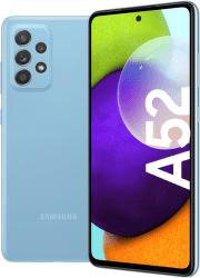 Samsung Galaxy A52 128 GB modrá