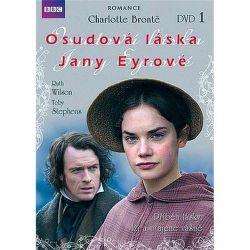 DVD F - Osudová láska Jany Eyrovej 1 (pošetka)