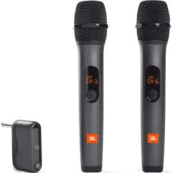 JBL Wireless Microphone čierny