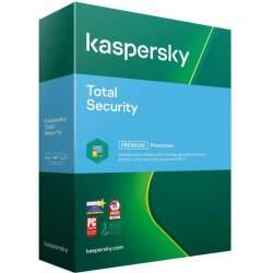 Kaspersky Total Security 2021 3Z/1R