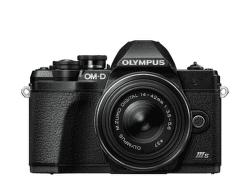 Olympus OM-D E-M10 Mark III S kit 14-42 R čierna