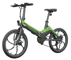 MS Energy i10 čierno-zelený