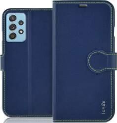 Fonex Identity knižkové puzdro pre Samsung Galaxy A52 5G modrá