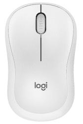 Logitech M220 Silent biela