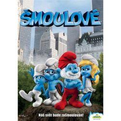 DVD F - Šmolkovia