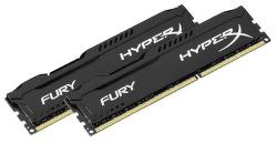 HyperX FURY HX318C10FBK2/16 DDR3 2x 8 GB 1866 MHz CL10 1,50 V