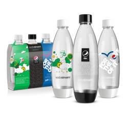 Sodastream Fuse 3pack Pepsi náhradná fľaša 3ks