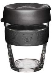 KeepCup Brew Black M eko hrnček 340ml