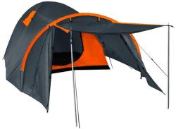 Spokey Denali 4 čierno-oranžový