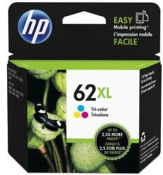 HP 62XL Tri-color C2P07AE farebný
