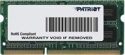 Patriot Signature Line PSD38G1600L2S DDR3L 1x 8 GB 1600 MHz CL11 1,35 V