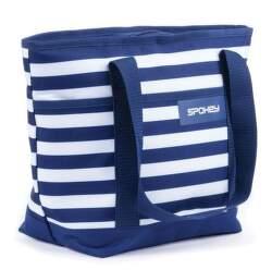 Spokey Acapulco pruhy-námornická modrá termo taška