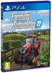 Farming Simulator 22 - PS4 hra