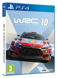 WRC 10 - PS4 hra