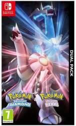 Pokémon: Brilliant Diamond & Shining Pearl (Double Pack) - Nintendo Switch Hra