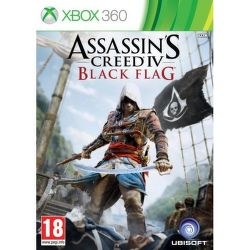 XBOX360 - Assassins Creed IV Black Flag