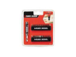 Black & Decker A7074 - sada skrutkovacích bitov