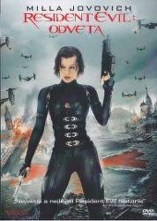 DVD F - Resident Evil: Odveta