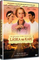 Láska na kari (Lasse Hallström) - film na DVD