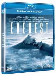 Everest - Blu-ray film