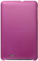 ASUS ochranné púzdro pre EeePad MeMO Pad ME172V, Spectrum Cover, červená farba + ochranná fólia na displej