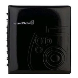 Fujifilm Instax Album, čierna