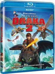 Ako si vycvičiť draka 2 (3D+2D) - Blu-ray film