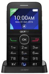 Alcatel OT-2008G čierny