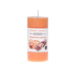 Sweet Home Pomaranč-škorica aromatická sviečka (220g)
