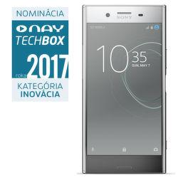 Sony Xperia XZ Premium Dual SIM strieborný
