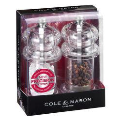 Cole&Mason H50518P mlynček na korenie a soľ (2ks)