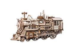 Rokr lokomotíva veľká 3D puzzle