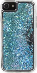 Case-Mate Waterfall puzdro pre iPhone 8/7/6S, modrá