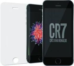 PanzerGlass CR7 tvrdené sklo pre iPhone SE/5S