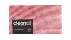 Cleanall univerzálne čistiace utierky (50ks)