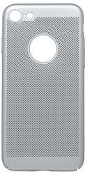 Mobilnet Sito puzdro pre iPhone 7/8, strieborná
