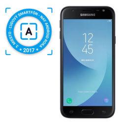 Samsung Galaxy J3 Duos (2017) čierny