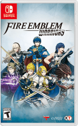 Fire Emblems Warriors - Nintendo Switch
